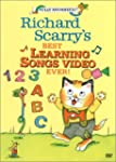 Richard Scarry's Best Learning Songs...