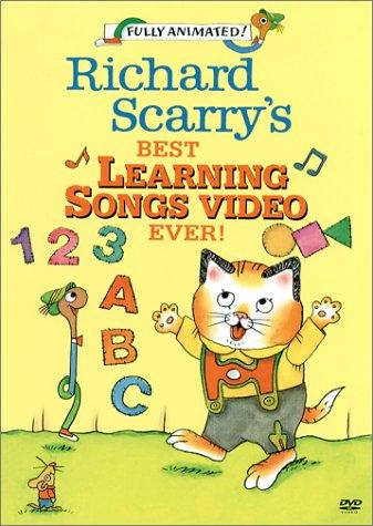 Richard Scarry's Best Learning Songs Video - Watch Reading Shop