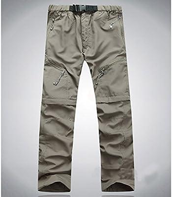 Detachable Hiking Camping Fishing Men and Women Pants