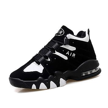 IV-YDLJ Calzado Confort Hombre Zapatillas De Baloncesto ...