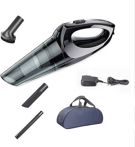 X-xyA Aspiradora Portátil, Limpiador De Carga USB De Escritorio ...