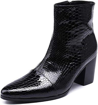 Story of life Zapatos De Hombres De Negocios De Vestir De Cuero ...