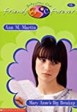 Mary Anne's Big Breakup, Ann M. Martin, 0590523260