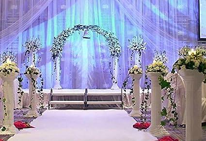 Amazon.com: Efavormart 4 Pillars/Set Wedding Event Decorative ...