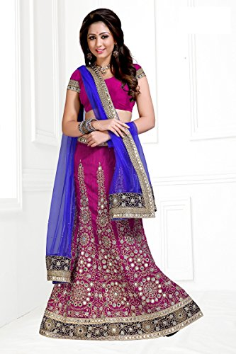 Vibes-Womens-Fashionable-German-Silk-Un-Stitched-Party-Wear-Lehenga-Choli-Fr