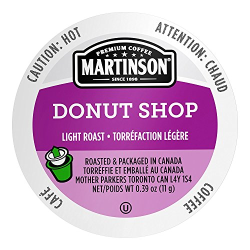 Martinson Coffee Donut Shop 24 Single Serve RealCups Only $5.65