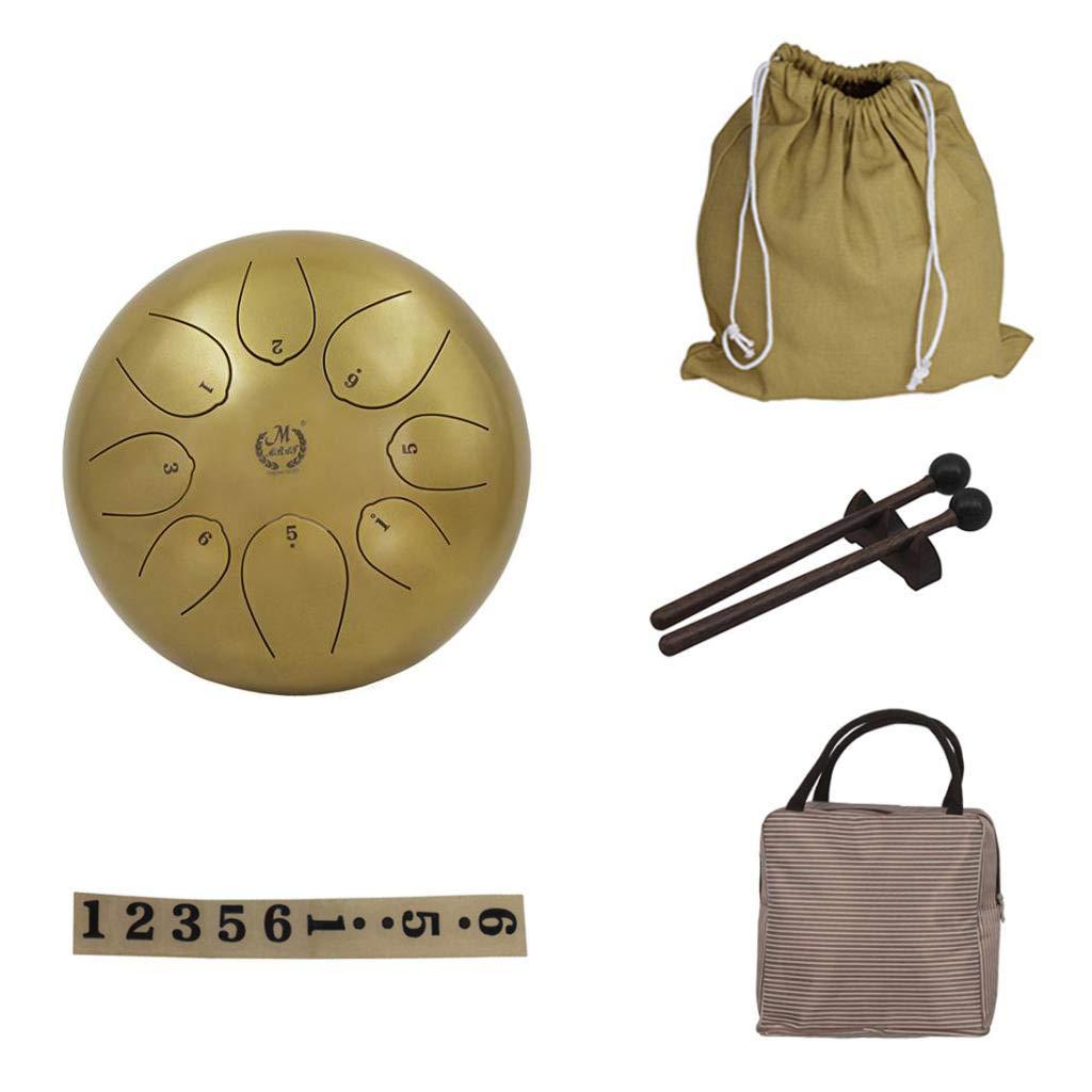 名作 KESOTO ゴールド スリットドラム 高品質 耐久性 全2色 タングドラム 想像力と創造性を刺激バッグ スティック付き - 全2色 - ゴールド ゴールド B07HGPZRP3, BROS SELECT SHOP:146550c1 --- a0267596.xsph.ru