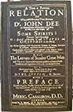 img - for True & Faithful Relation of Dr. John Dee & Some Spirits book / textbook / text book