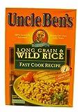 Uncle Ben's Long Grain & Wild Rice Fast Cook Recipe 6.2 oz