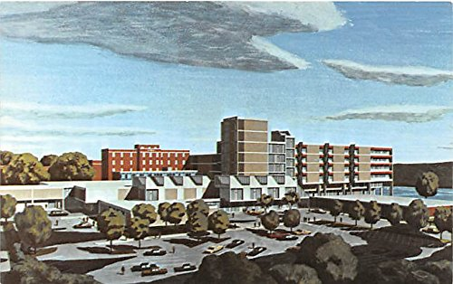 Eastern Maine Medical Center Bangor Maine Postcard at