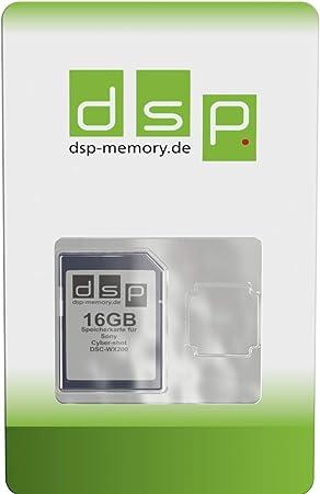 Dsp Memory 16gb Speicherkarte Für Sony Cyber Shot Computer Zubehör