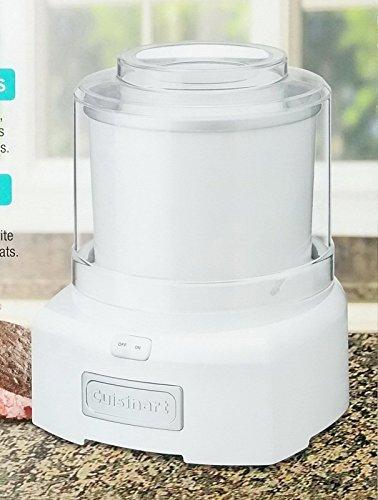 Cuisinart 1.5 Quart Frozen Yogurt - Ice Cream & Sorbet Maker, Model # CIM-42PC