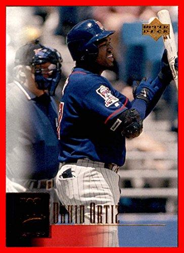 2001 Upper Deck #129 David Ortiz MINNESOTA TWINS