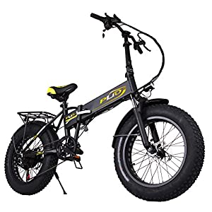 ENGWE PUD 1 Mountain Fat Tire City Snow Electric Bikes
