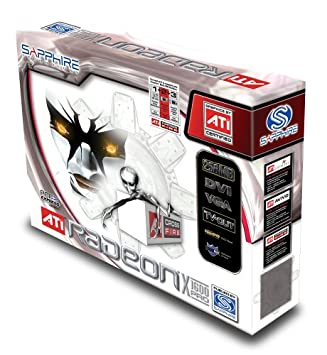 ATI SAPPHIRE RADEON X1600 PRO DRIVERS FOR PC