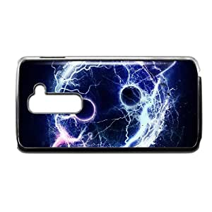 Printed Personalised Phone Case Skrillex and Knife Party For LG G2 NC1Q02056