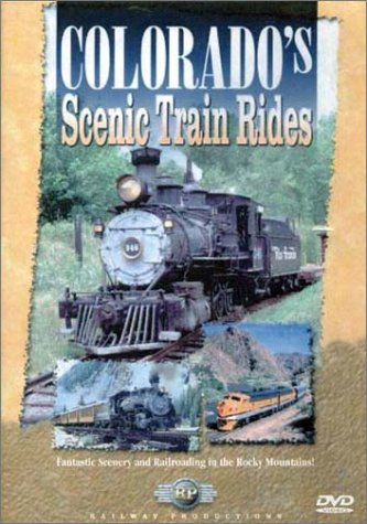 Colorado's Scenic Train Rides (Colorado Outlets)