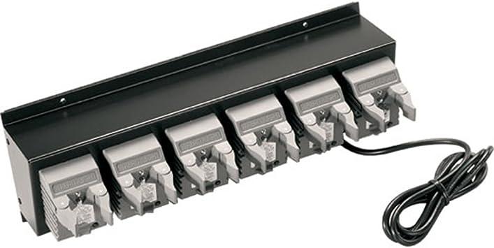 Streamlight Stinger Series 75400 Five Unit Bank Charger 120 Volts//Black
