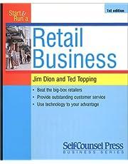 Start and Run a Retail Business