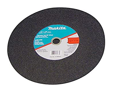 Makita A-93859-5 14-Inch Cut-Off Wheel, 5-Pack