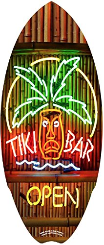 Home Decor Original Mini Surfboard Skimboard CYA - Collectables & Gifts & Decoration - Neon Tiki Bar