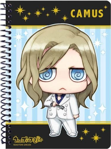 o-a6-ring-notebook-thymidylate-pre-series-ver2-camus-uta-no-prince-sama-tm