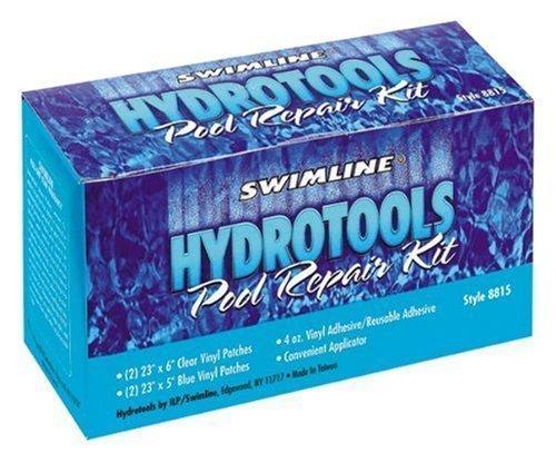 Hydro Tools 8815 4-Ounce Vinyl Pool Linear Repair Kit (2-Pack)