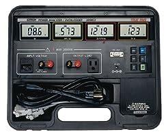 Extech 380803 True RMS Power Analyzer/Ap...
