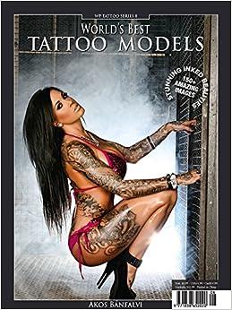 Book World's Best Tattoo Models - Volume 8