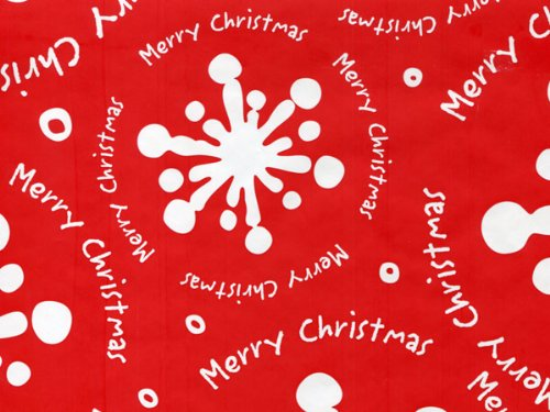 CHRISTMAS GALE Stone Wrap 30''x417'Gift Wrap Counter Roll (1 unit, 1 pack per unit.) by Nas