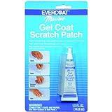 Fibre Glass-Evercoat Co Gel Coat Scratch Patch