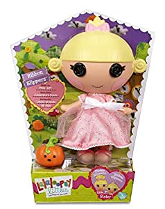 Lalaloopsy Littles - Pumpkin Slippers, muñeca fashion (Bandai 530367)