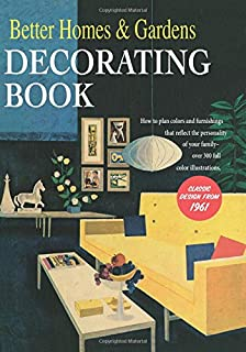 Better Homes and Gardens Decorating Book 1968: Better Homes and ...
