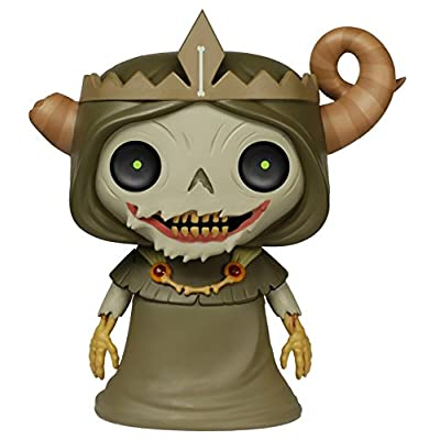 Funko Pop TV: Adventure Time-The Lich King Action Figure: Funko Pop! Television:: Toys & Games