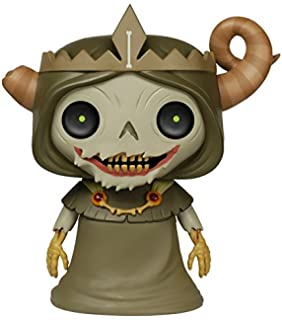 Amazon funko pop vinyl adventure time finn figure funko pop funko pop tv adventure time the lich king action figure voltagebd Images