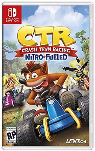 Crash Team Racing - Nintendo Switch by Activision