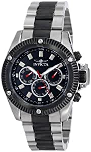 Invicta Men's 5715 Invicta II Collection Sport  Stainless Steel and Black Watch