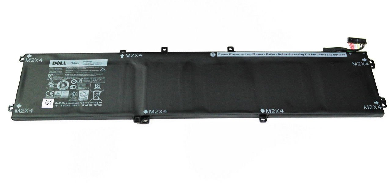 Genuine Dell XPS 15 9550 Battery 11.1V 84Wh Battery CN-04GVGH 4GVGH by FOR DELL