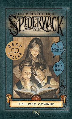 1. Les chroniques de Spiderwick : Le Livre magique (01) (Anglais) Poche – 17 novembre 2011 Holly BLACK Tony DITERLIZZI Bertrand FERRIER Pocket Jeunesse