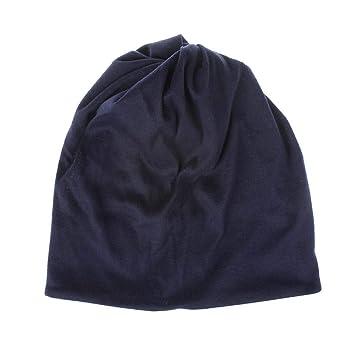 DDMGB Sombrero de Beanie Mujeres Niñas Mantener Cálido Sombrero De ...