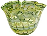 Cyan Design 04776 Francisco Bowl,Small Ideal Gift for Wedding, Floral/Floor Vase, Party, Home Decor, Office, Spa