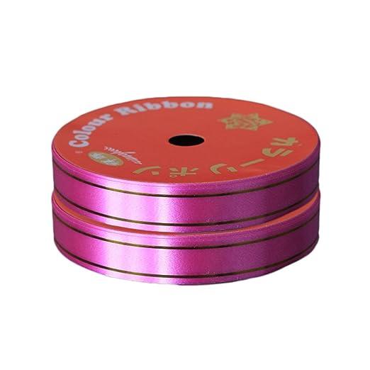 leisial 2 rollos accesorios de aerostato globos decoración cinta ...