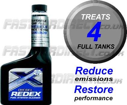 Redex RADD2201A Diesel fuel System Cleaner, 500 ml