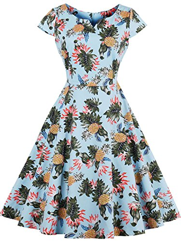 1950s Gown - 7