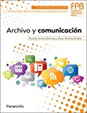 img - for Archivo y comunicaci n book / textbook / text book
