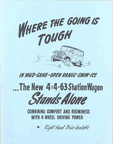 63 Jeep Wagon - 3