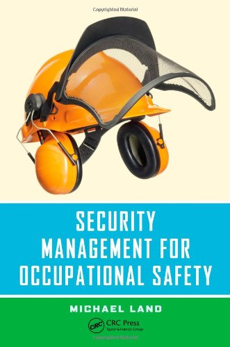 Security Management for Occupational Safety Front Cover