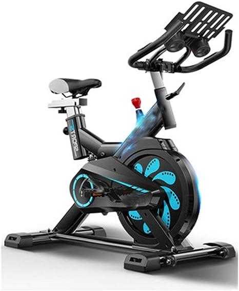H.yina Gimnasio Duradero Equipo de Gimnasia Pedal de pérdida de Peso Bicicleta Deportiva Ultra silencioso Hogar Interior Juego Inteligente Bicicleta Deportiva Antideslizante: Amazon.es: Deportes y aire libre