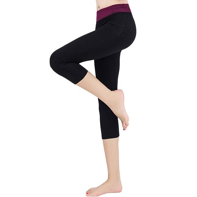 Leggings Deporte Mujer Mallas Fitness Mujeres Pantalone Seca ...