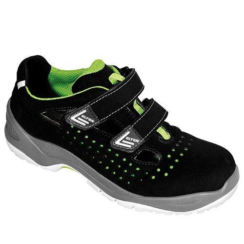 Elten 71255-36 Impulse Green Easy Chaussures de sécurité ESD S1 Taille 36